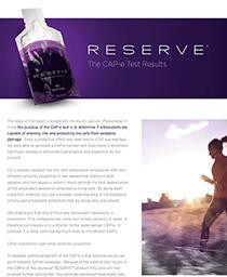 Reserve Cap-E Results