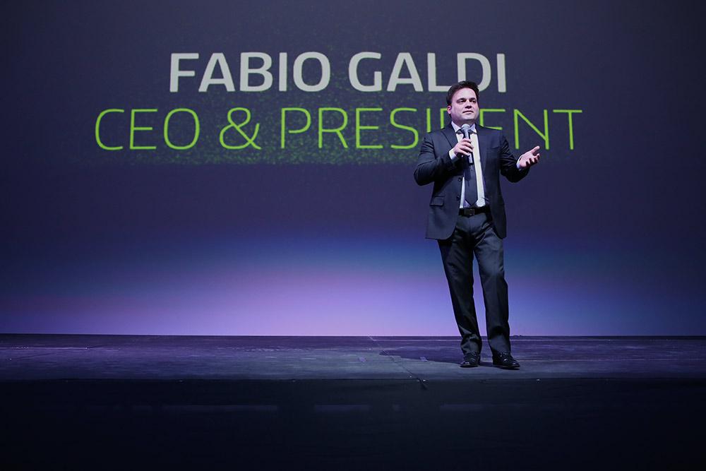 Fabio Galdi CEO