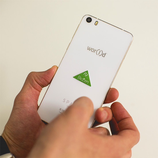 Apply BioZen 3