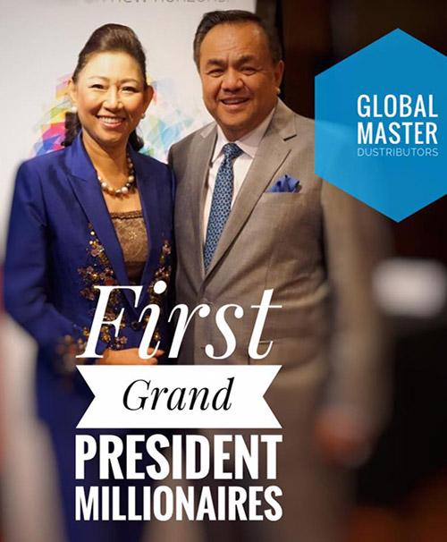 Chanida Puranaputra Grand President Millionaire