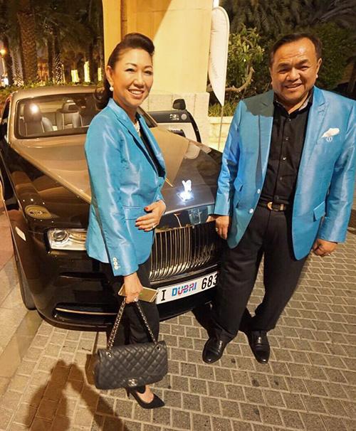 Chanida Puranaputra Supercar Bonus Earners