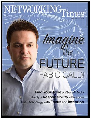 Fabio Galdi Networking Times