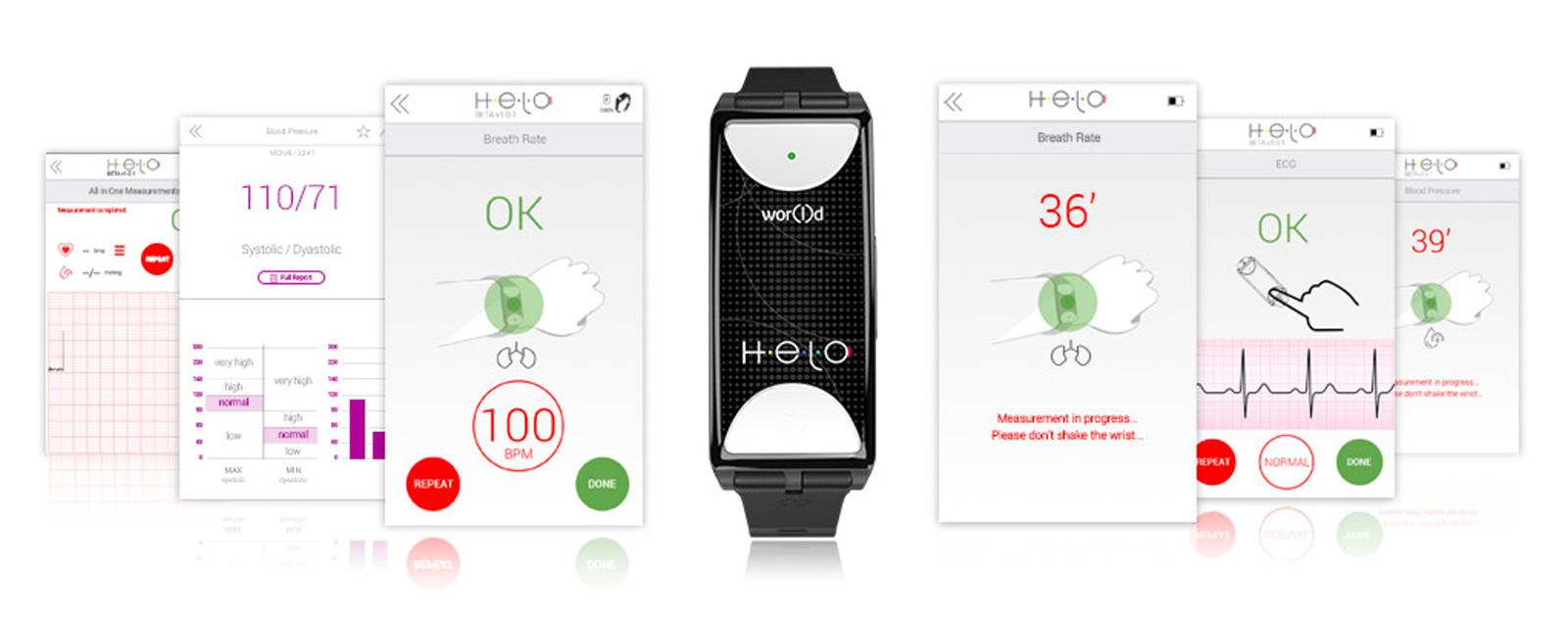 Helo Monitoring