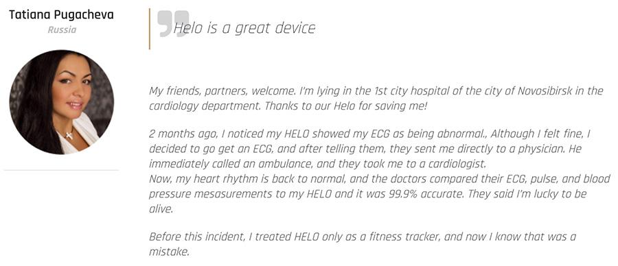 Helo Testimonial 1