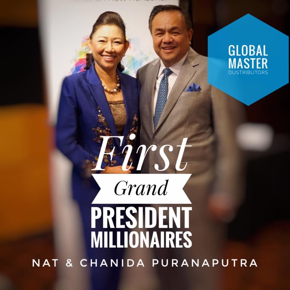 Nat & Chanida Puranaputra Wor(l)d