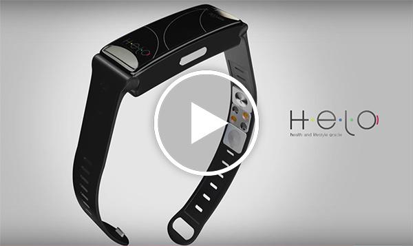 World Helo Wristband