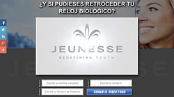 Jeunesse Squeeze Page