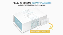 Instantly Ageless Sampling Page