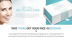 Instantly Ageless Landing Page