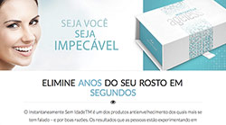Instantly Ageless Portuguese Landing Page