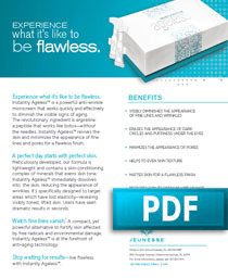 Instantly Ageless Product Sheet