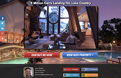 Real Estate Website Tour
