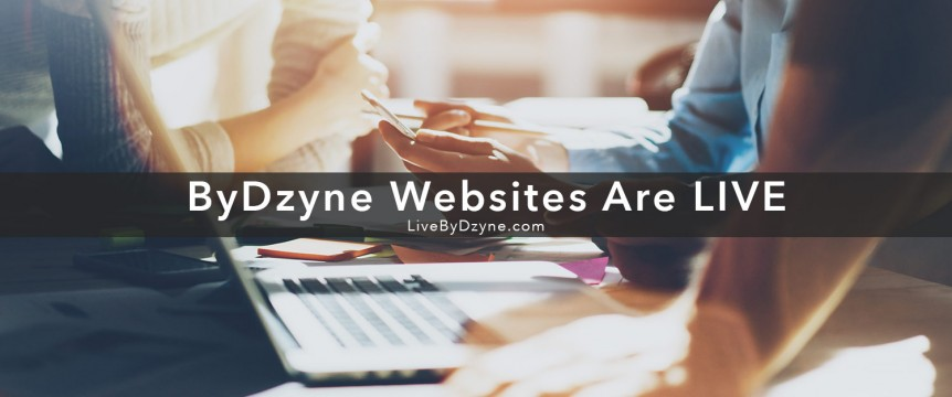 ByDzyne Replicated Website