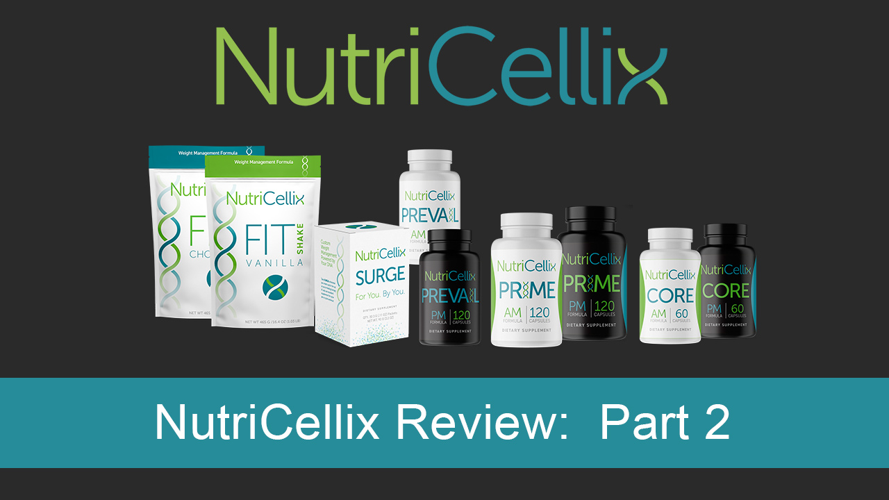 NutriCellix Pricing Review VS MLM, Direct Sales & NWM