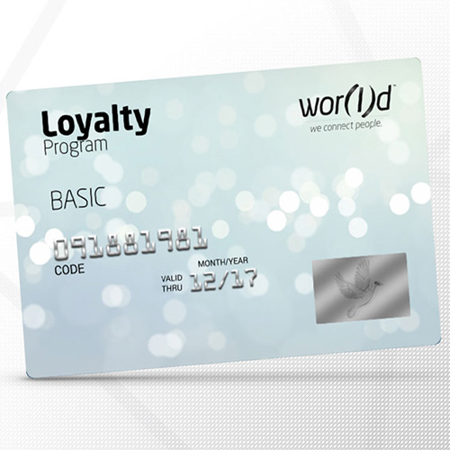 Basic Loyalty Card