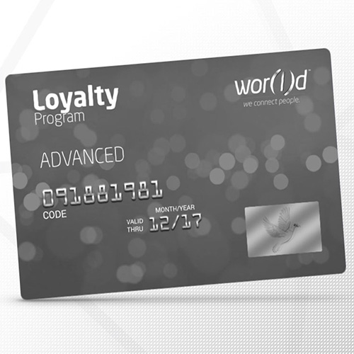Advanced Loyalty Card