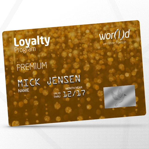 Premium Loyalty Card