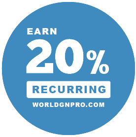 World GN Pro Affiliate Program