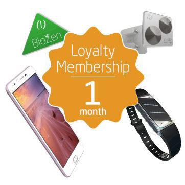 World Monthly Loyalty Program