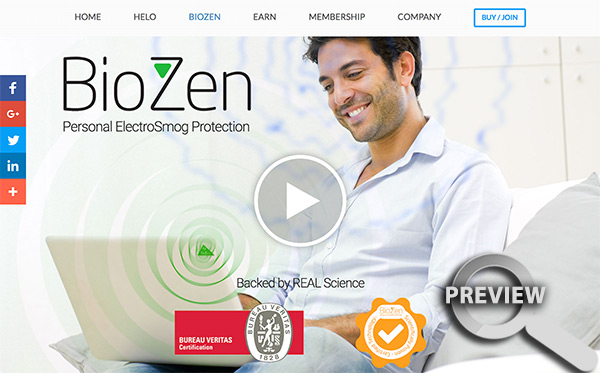 World BioZen Page