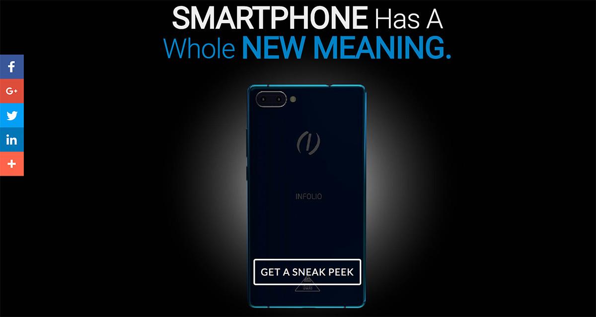 Infolio Smartphone